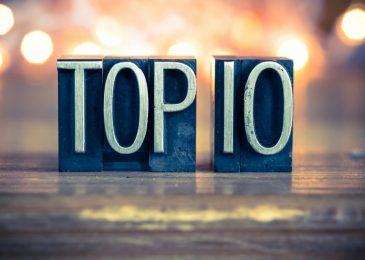 Топ 10 лучших брокеров бинарных опционов 2018 года