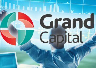 Пополняйте счет и выводите деньги на Grand Capital теперь и в Ethereum