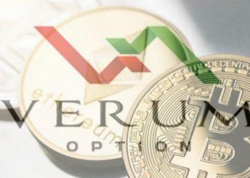Verum Crypto – новая платформа для торговли криптовалютами