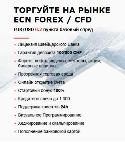 Банковская гарантия под депозит forex торговля не на форексе