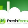 MetaTrader 5 и FreshForex всегда под рукой
