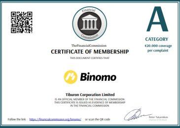 FinaCom принимает претензии в адрес Binomo